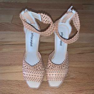 Like New Women's Jeffery Campbell Sandals